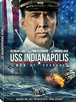 USS Indianapolis  Men Of Courage [DVD]
