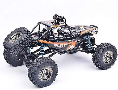 Gugutogo RC Auto Original BG1515 1 12 2,4G 4WD Klettern Crawler Auto Spielzeug für Kinder (Orange)