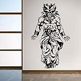 Tianpengyuanshuai Vinilo Adhesivo de Pared Anime Japanese Cartoon Art 42X70cm
