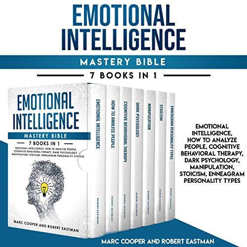 『Emotional Intelligence Mastery Bible』のカバーアート