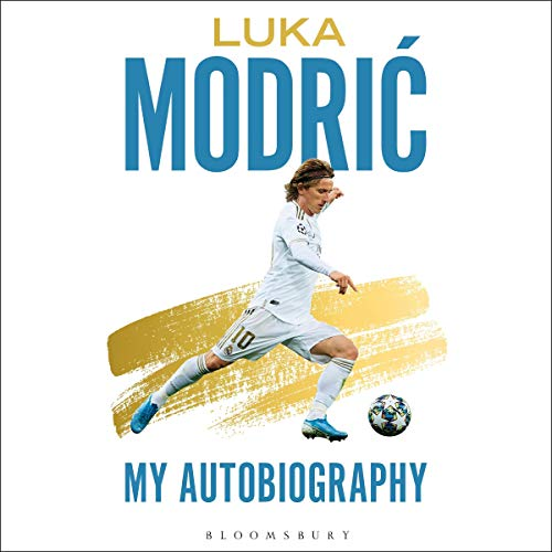 Luka Modric cover art