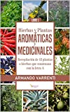 HIERBAS Y PLANTAS AROMÁTICAS Y MEDICINALES: Recopilación de 12 plantas o hierbas que comienzan con la letra A (Libro nº 1)