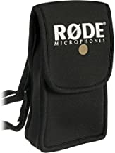 Rode Microphones Bag-SVM Neoprene Belt Pouch for Stereo VideoMic with Spare Batteries, Shock Mount Bands & Accessories