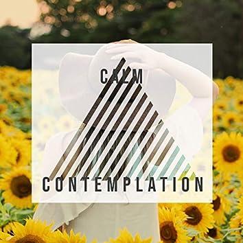 #Calm Contemplation