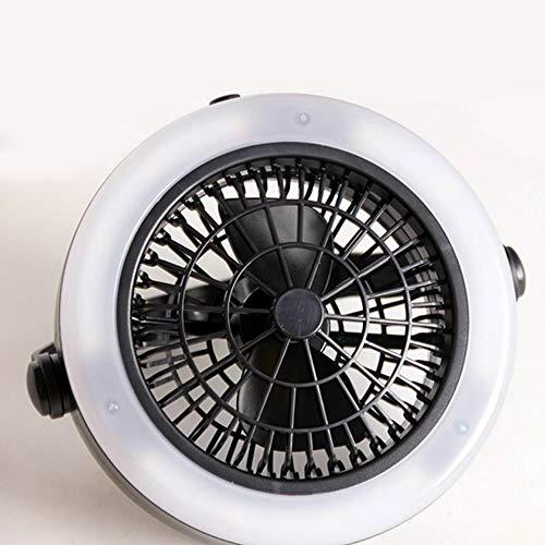 Lampada da campeggio Light Mini enfriador de aire al aire libre Lámpara de tienda de campaña con gancho colgante