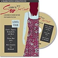 Learn to Sew With Janet Corzatt, Level 4: A Beginners Sewing Method for Palmer/Pletsch [DVD]