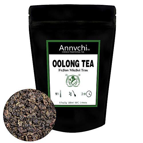 Oolong Tee zum Abnehmen (86 Cups) - Oolong Tee Lose - Gewichtsverlust Detox Tee - 100% Chinese Natürlicher Loser Oolong Blättertee - (170g) …