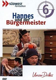 Hannes und dr Bürgermeister - DVD 06 [Alemania]