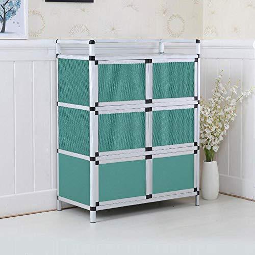 Edelehu Regal Stärken Stallböden Küchenarbeitsplatte Und Schrankregal Stahl Sorgfältig Poliert Robust Und Sicher