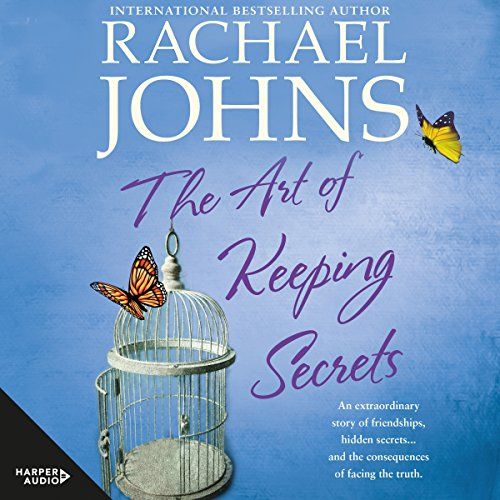 The Art of Keeping Secrets cover art