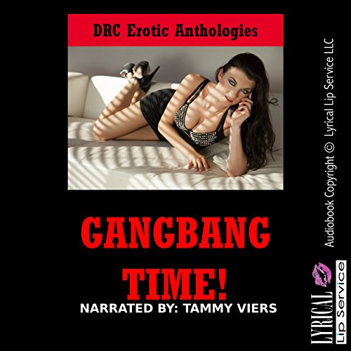 Gangbang Time! audiobook cover art