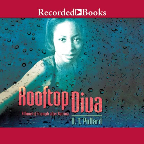 Rooftop Diva audiobook cover art