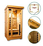 Sauna infrarrojos barathéon–1plaza