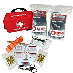 Rescue Essentials Stop The Bleed Kit