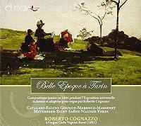 Belle epoque a Turin Musiche composte per l'esposizione universale 1884 Trascrizioni per organo di Roberto Cognazzo Profeta (1849) Marche du sacre Aida (1871) (Scena consacr.finale atto 1*)