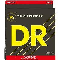 DR LO-RIDER DR-MLH45 Medium-Lite ベース弦×2セット
