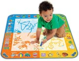 Aquadoodle Classic Large Water Doodle Mat, Official TOMY No Mess Colouring & Drawing Game, Suitable for Toddlers and Children From 18 Months+