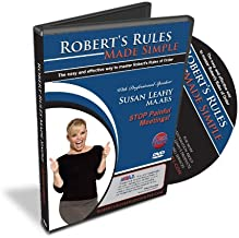 Robert's Rules Made Simple