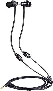 $21 » Earbuds Headphones Air Tube Headsets Anti-Drop Radiation Free Earbuds Binaural Earphone Headphones with Microphone, EMF Pr...