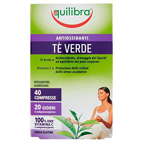 Equilibra Tè Verde, 40 Compresse
