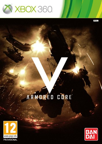 [UK-Import]Armored Core V 5 Game XBOX 360