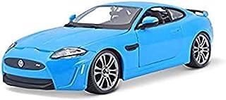 Bburago 18-21063 Jaguar XKR-S Die Cast Car - Maroon
