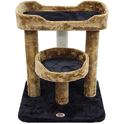 Go Pet Club Cat Scratcher Condo Furniture (Pack of 1)