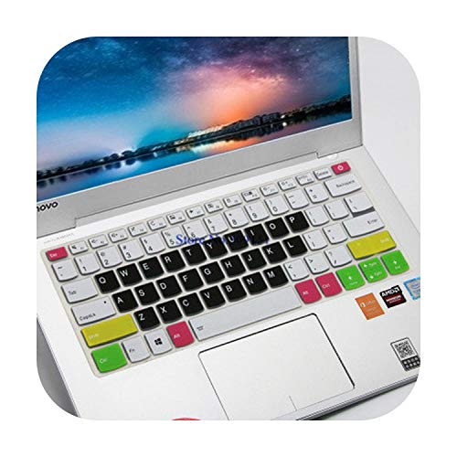 Funda protectora para teclado portátil Lenovo Yoga 720 15 520s 14 Flex 5 14 Flex 5 15 ideapad 120s 14 '-Color 3-