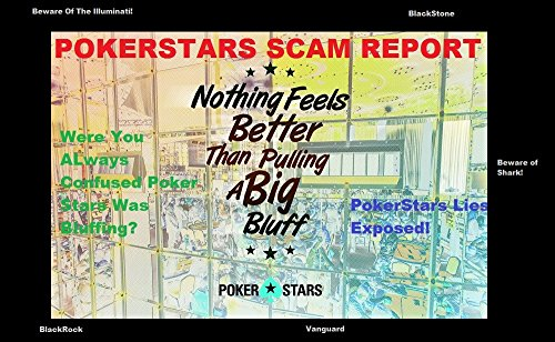 PokerStars Scam Report (English Edition)