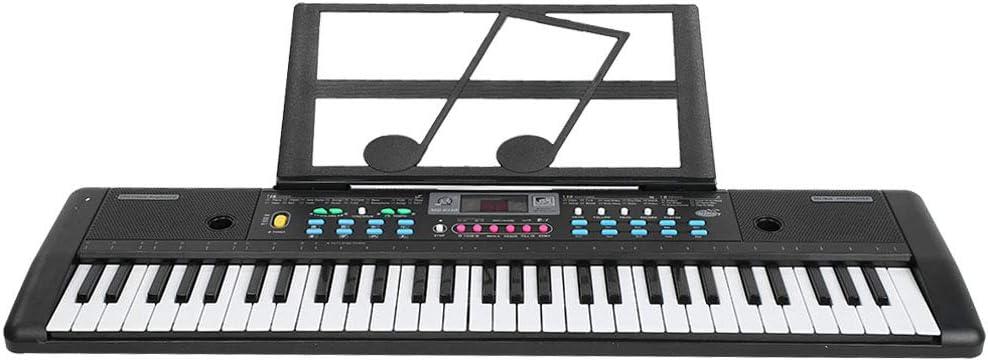 Kid Electronic Max 40% OFF Organ Rational Design Safe Keyboard Uses Digital Cheap