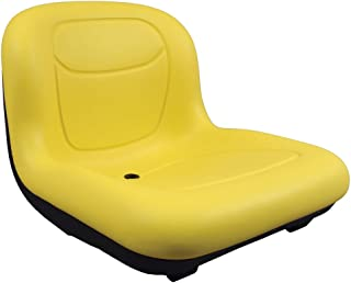 Stens High Back Seat, John Deere AM131531, ea, 1