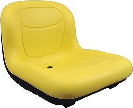 Stens High Back Seat, John Deere AM131531, ea, 1