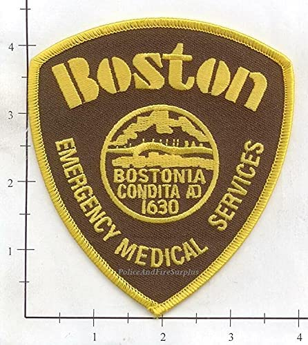 Massachusetts At Max 53% OFF the price of surprise - Boston EMS Emergency Fire De Medical MA Services