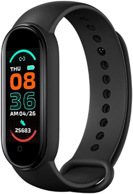 Smartband con monitorización del ritmo cardíaco (3 colores) por sólo 6,99€ usando el #código: 689PAJG5