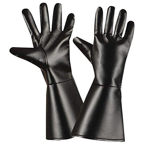 Widmann 8535A - Handschuhe aus falschem Leder für Herren
