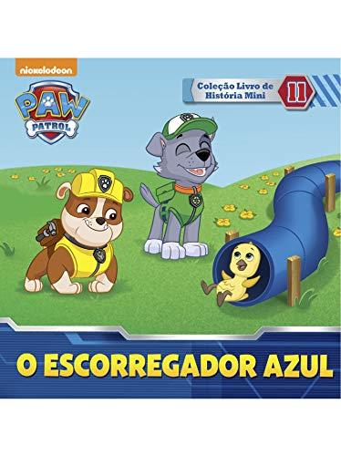 Patrulha Canina Ed 11 - O escorregador azul