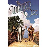 Laminated Wizard of Oz Poster ~ Yellow Brick Road Movie Poster 24x36 inch