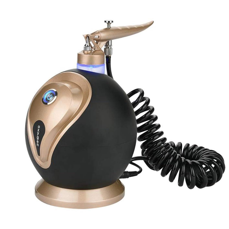 伴う南東航海保湿のための美機械、マイクロナノ水酸素のスプレーヤーのスプレーガン機械、皮の反しわの若返りのための水注入の表面SPAのスプレーガン