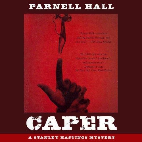 Caper cover art