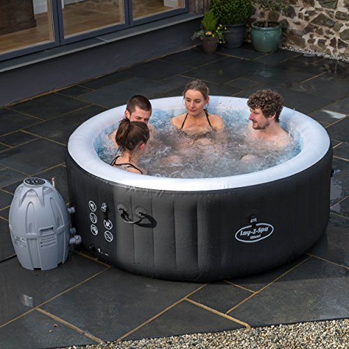 Bestway Lay-Z-Spa Miami Whirlpool, 180 x 66 cm - 7