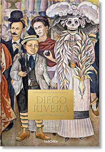 Diego Rivera. Sämtliche Wandgemälde