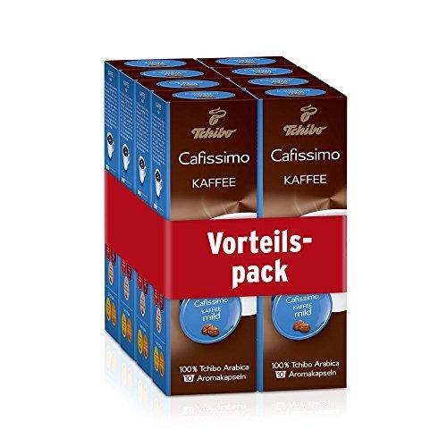 Tchibo Cafissimo Kaffee mild 80 Kapseln