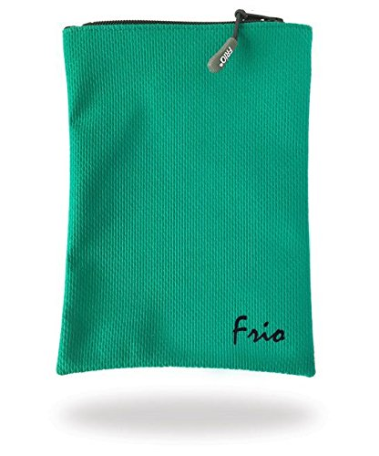 FRIO VIVA INSULIN REISETASCHE - TEAL - KEIN Eispack oder Batterien nötig, für bis zu 4 Insulinpens in Standardgröße ODER eine Kombinationen von Pens, Ampullen oder Patronen ODER 3 Epi Pens