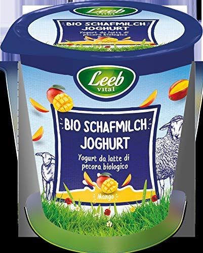 BIO MIO / Leeb Bio Leeb Vital Bio Schafjoghurt Mango (6 x 125 gr)