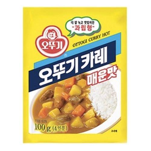 Ottogi Instant Currysauce HOT 100 g