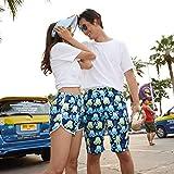Shorts Hommes Séchage Rapide Hommes Shorts De Bain Été Femmes Board Shorts Surf Maillots De Bain Couple Plage Court Femmes Athlétique Course Livraison Gratuite