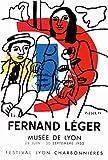 Herbé TM Fernand Light Lyon 1955 Roli Poster /