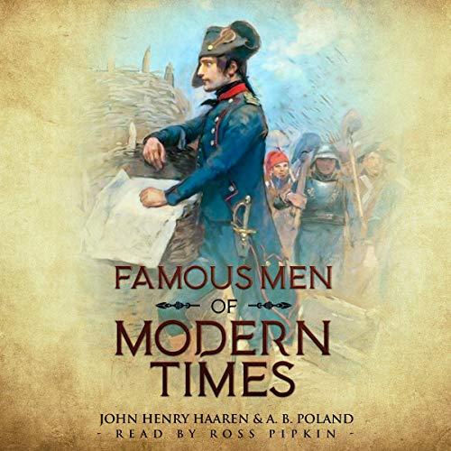 『Famous Men of Modern Times』のカバーアート