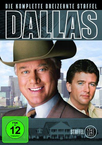 Dallas - Staffel 13 (3 DVDs)