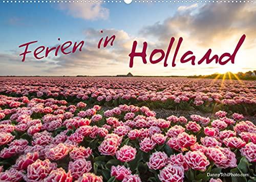 Ferien in Holland (Wandkalender 2022...